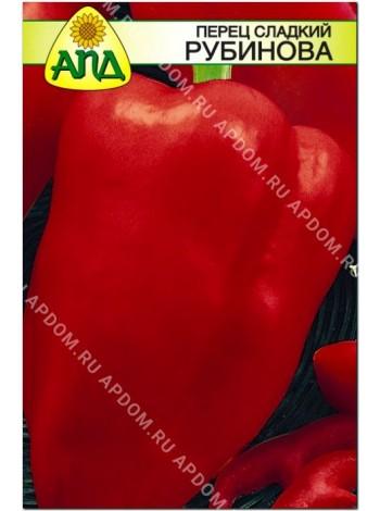 Перец сладкий Рубинова (Capsicum annum L.var.grossum)