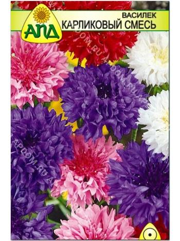 Василек карликовый смесь (Centaurea cyanus)